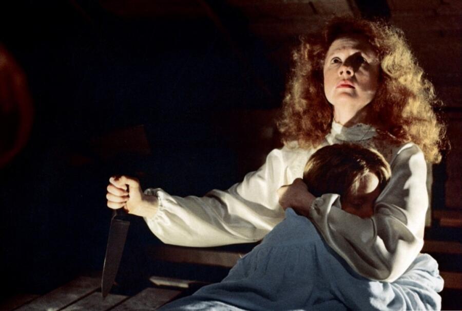 Кадр из фильма «Кэрри», 1976 г.