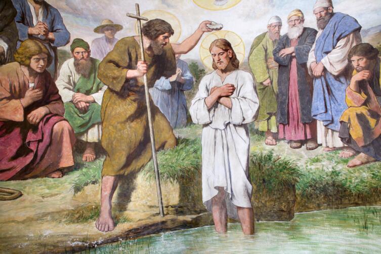 Что происходит на Крещенье?