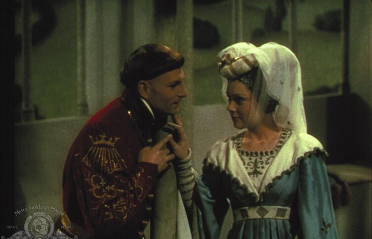 Кадр из фильма «Король Генрих V», 1944 г.