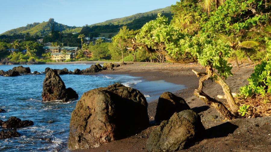 Залив Хана, Мауи, Гавайи