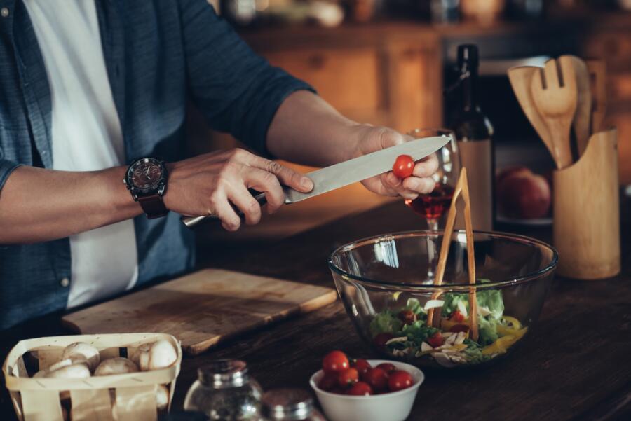 Как приготовить салат «Миттеран с горчицей»? Вкусно, полезно, экономично