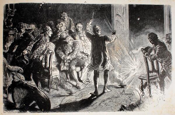Чья смерть считается самой загадочной в истории XVIII века?