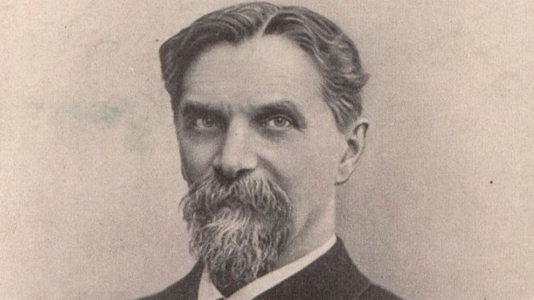 К. А. Тимирязев, 1917 г.