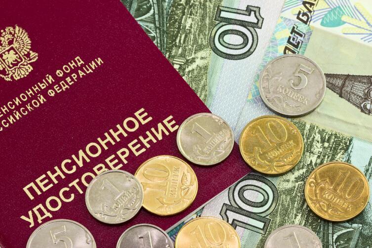 Январскую прибавку к пенсии получили только неработающие пенсионеры