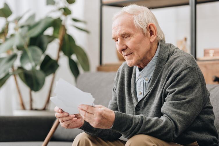 В 2019 году страховые пенсии по возрасту неработающих пенсионеров выросли на 7,05%
