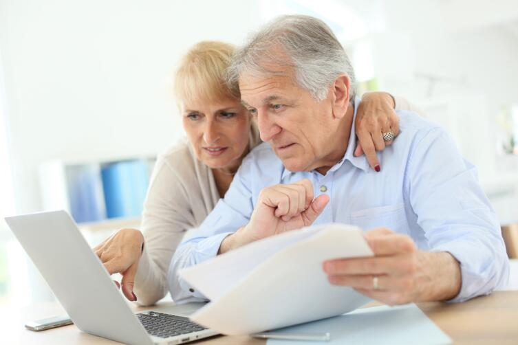 через сервис Госуслуги может получить сведения из Пенсионного фонда о состоянии своего индивидуального лицевого счета