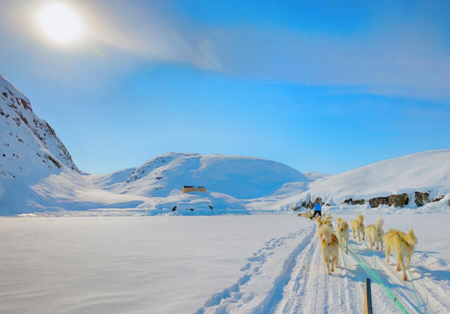 Гренландия. Как живется людям в Стране людей?