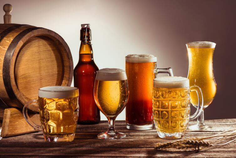 В Германии за фальсификацию пива отрубали голову