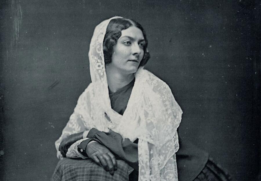 Лола Монтес, 1851 г.