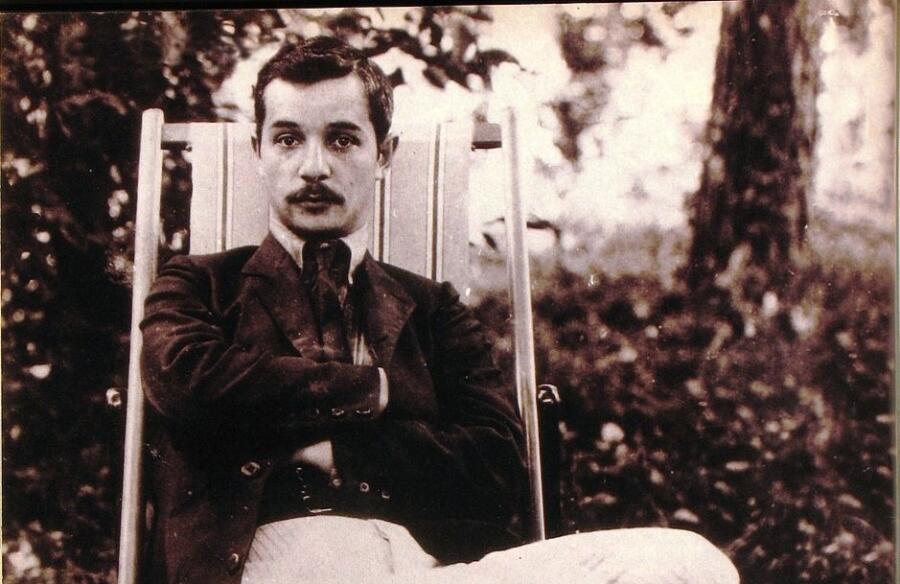 Саша Черный, 1900-е гг.