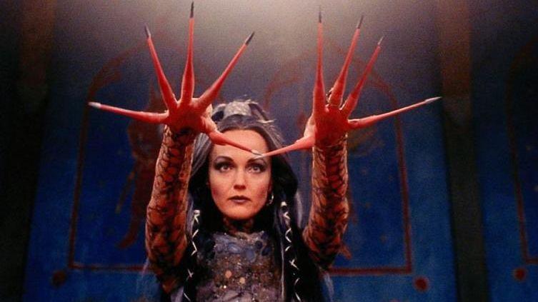 Кадр из сериала «Великий Мерлин»