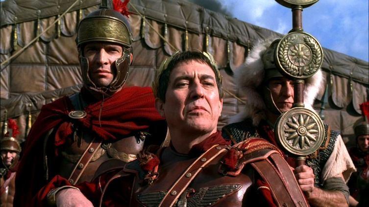 Кадр из сериала «Рим»