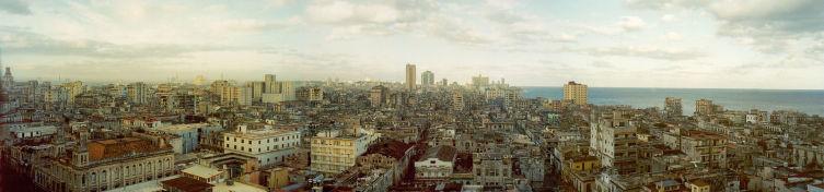 Панорама Гаваны