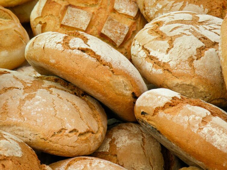 На столе у вотяков всегда был каравай хлеба