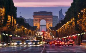 Прогулки по Парижу: как мы добирались и где остановились?