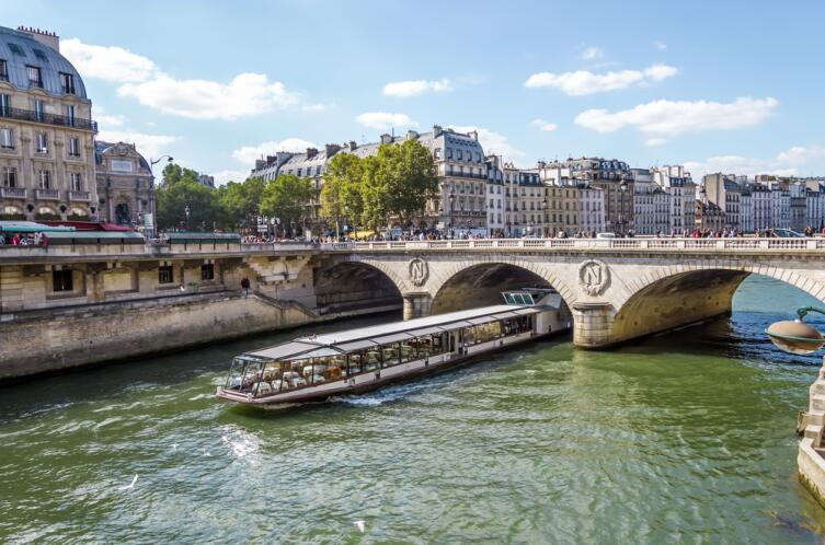 В Париже любят и ценят старину