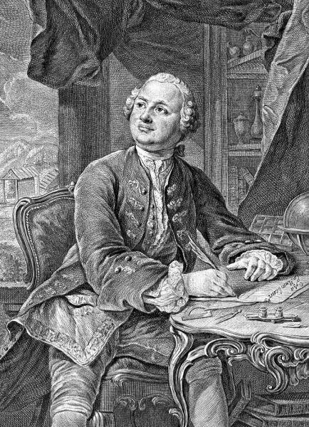 Первым русским изданием о таланте выступлений стала работа М. В. Ломоносова «Краткое руководство к риторике»