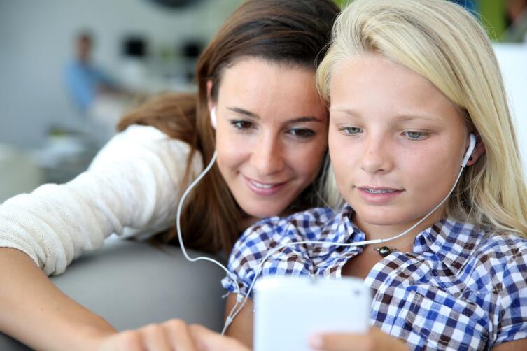 Слушайте музыку, развивайте фонематический слух