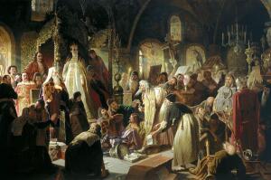 Как старообрядцы появились в Саратовской губернии?