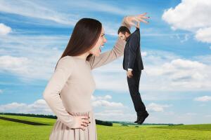 Почему вы не можете заставить мужа хорошо зарабатывать? Часть 2