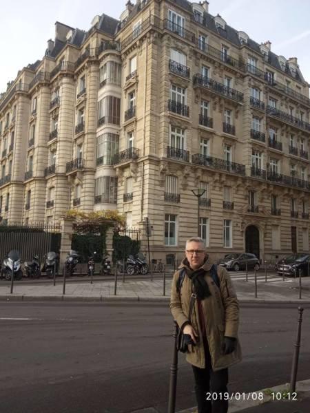 На улицах Парижа