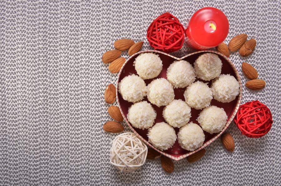 Любите конфеты Рафаэлло? Приготовим их вместе!