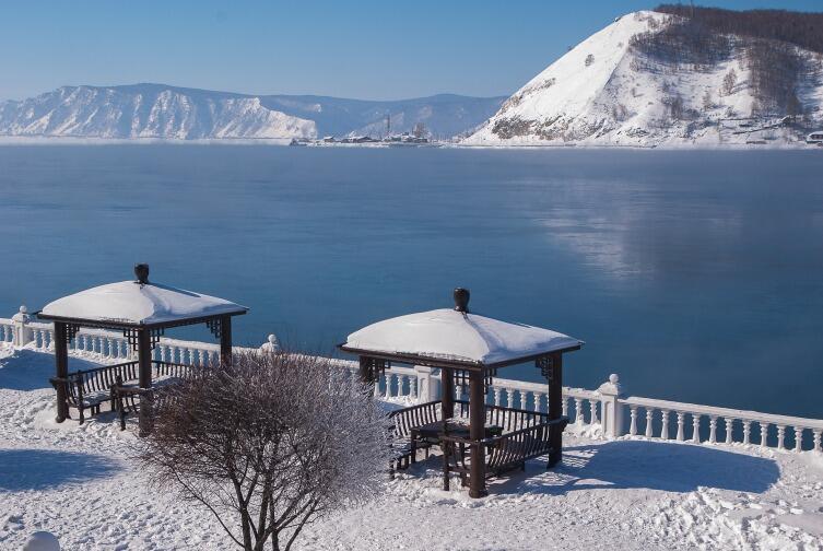 Озеро Байкал - стоячий водоем
