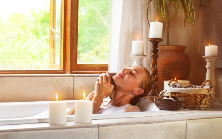 Примите накануне новогодней ночи денежную ванну