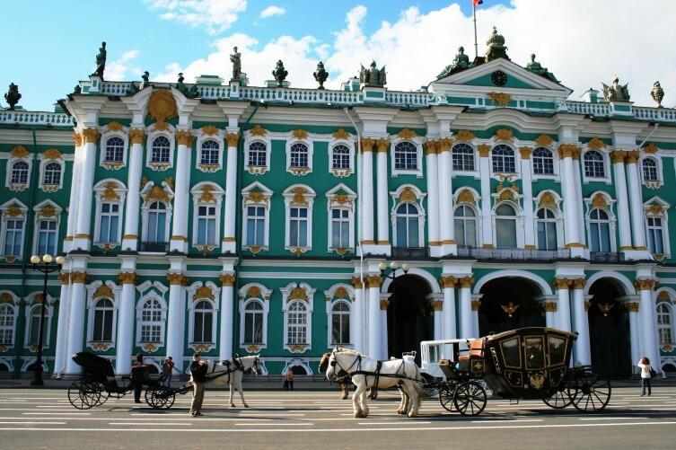 Зимний дворец, г. Санкт-Петербург