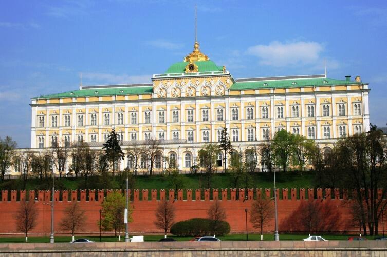 Больший Кремлевский дворец