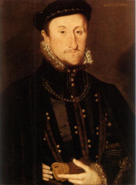Джеймс Стюарт, 1-й граф Морей