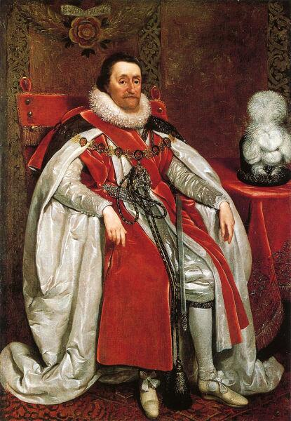 Яков VI Шотландский