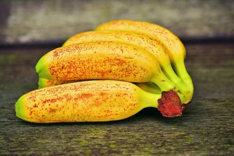 Чем полезны бананы?