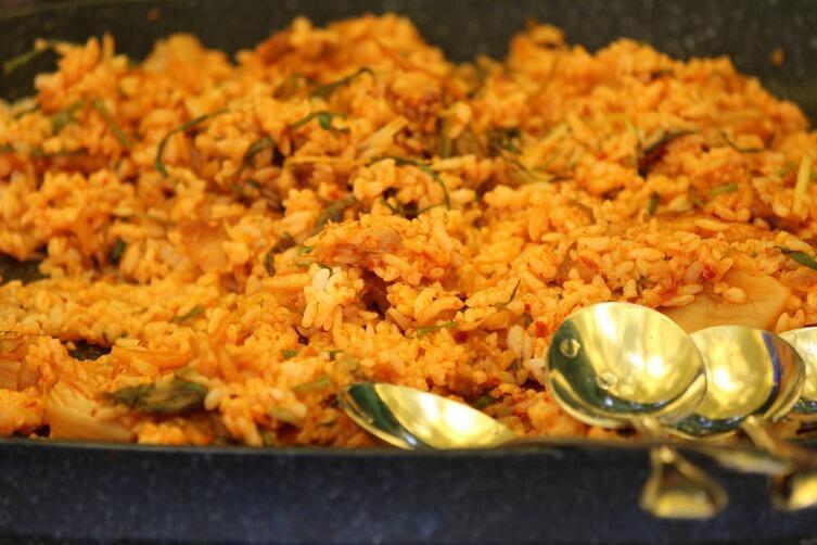 Как сварить рассыпчатый рис для гарнира или суши?