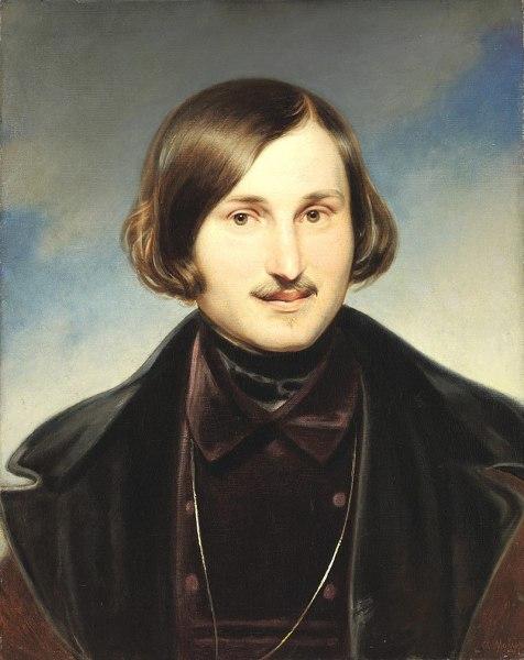 Н. В. Гоголь жил за границей около 10-ти лет