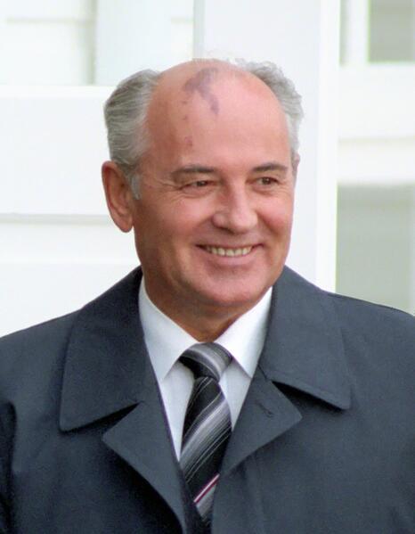М. Горбачев приоткрыл границы