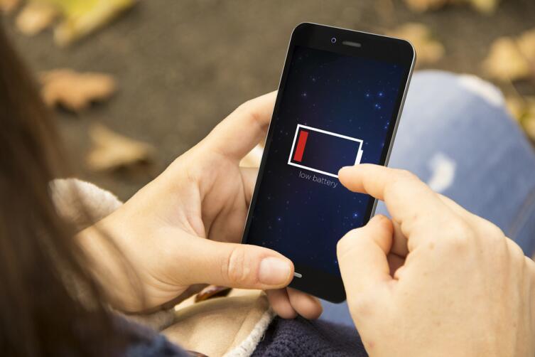 Обратите внимание на емкость батареи при покупке