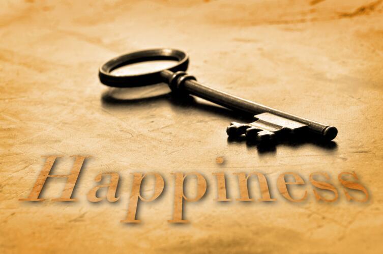 Стать счастливым не так сложно