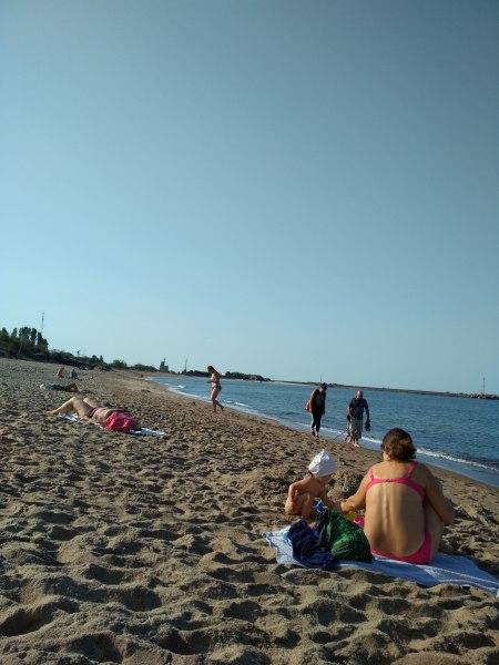 Пляж в Мельнраге