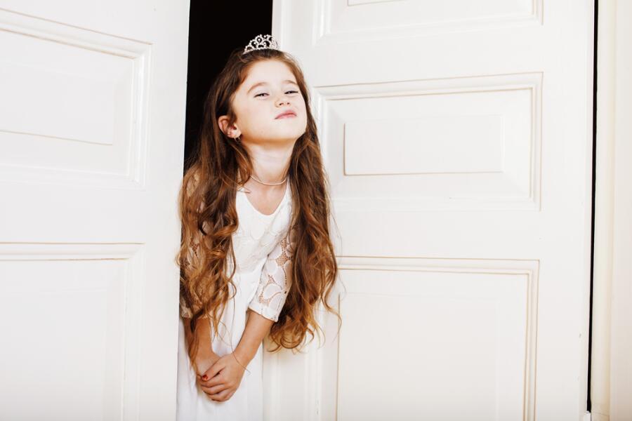 Как научить ребенка вежливости?