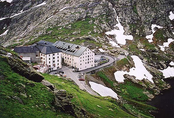 Монастырь святого Бернара