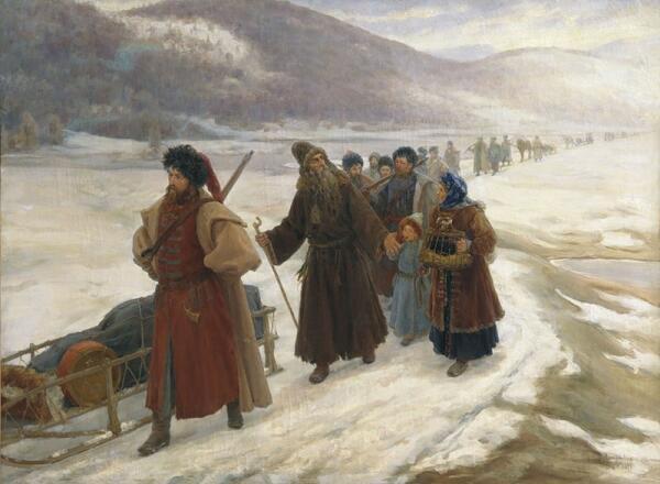Кто был вдохновителем церковного раскола в ХVII веке?