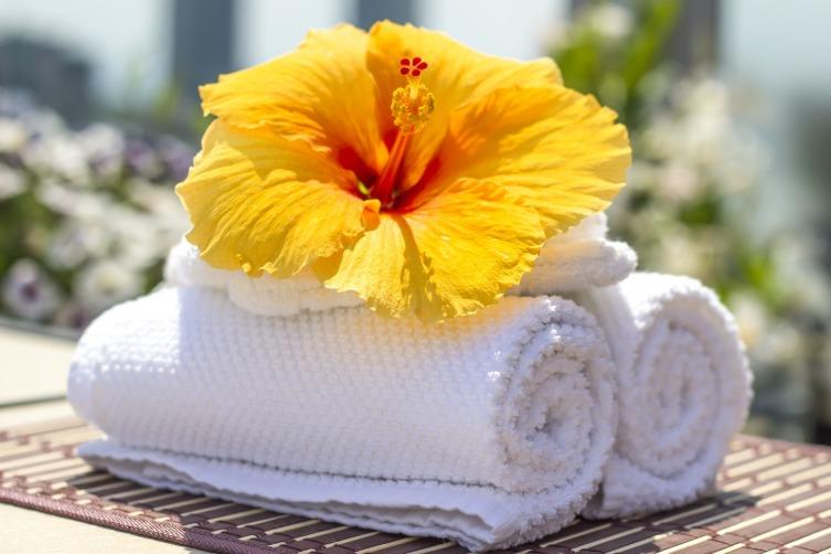 Для лица необходимо отдельное полотенце