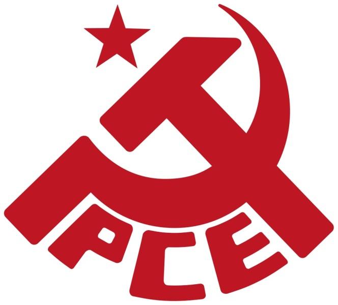 Эмблема Коммунистической партии Испании