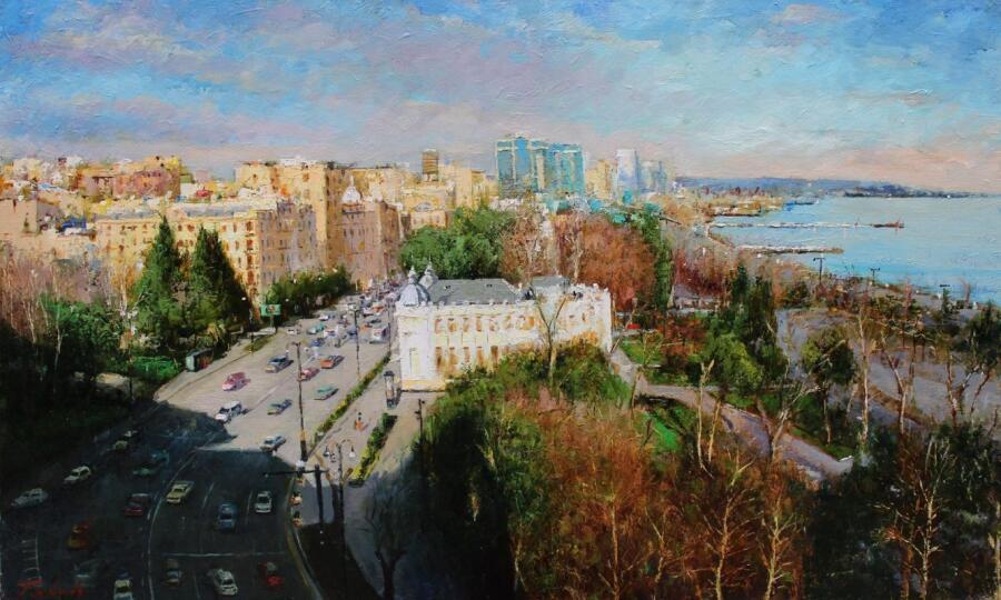 Taleh Mirkazim, «Баку»