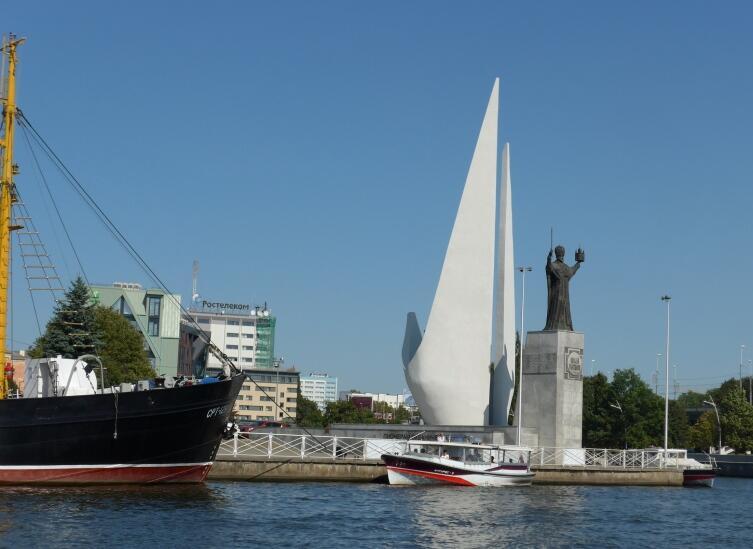 Мемориал «Пионерам океанического лова»