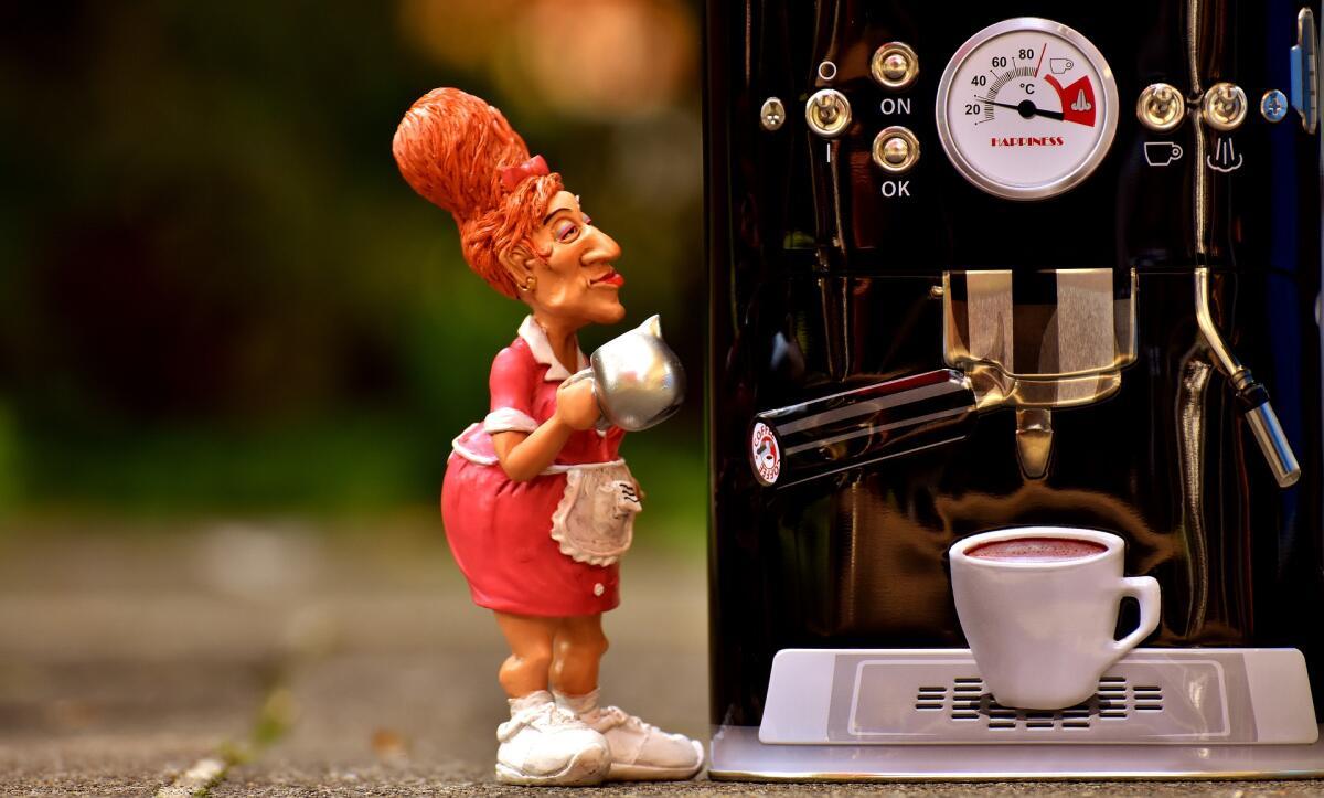 касается цены прикольные картинки на кофеварку может быть