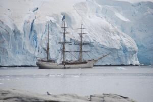 Бергксит: что случилось с гигантским айсбергом за год?