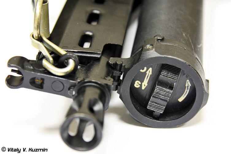 Пистолет-пулемет ПП-19 Бизон-2