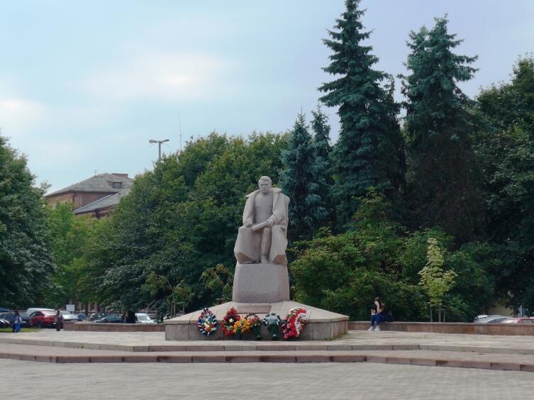 Мемориал героям штурма Кенигсберга